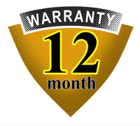12 month warranty for our Car Seat Covers!