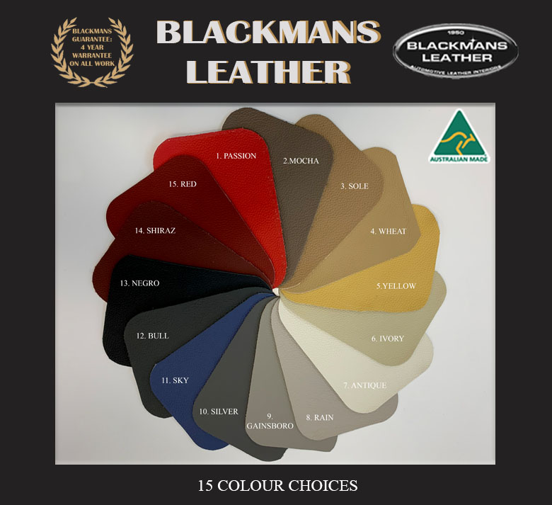 Leathers of Blackmans