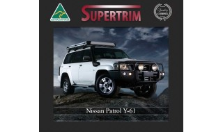 Nissan Patrol Y61 Custom Neoprene Seat Covers