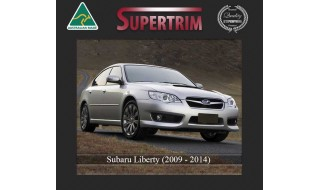Custom Seat Covers for Subaru Liberty / Outback(2009-14) | Supertrim