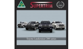 Supertrim's 40 Years Making Seat Covers in Australia: Custom Landcruiser Seat Covers