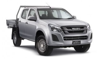 D-MAX RC (May 12 - Now)