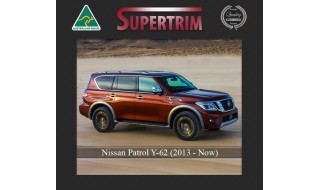 Nissan Patrol Y62 Custom Neoprene Seat Covers