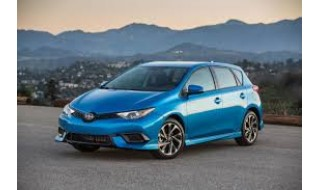 2013 - 2018 E170/E180 Corolla Hatchback / Sedan