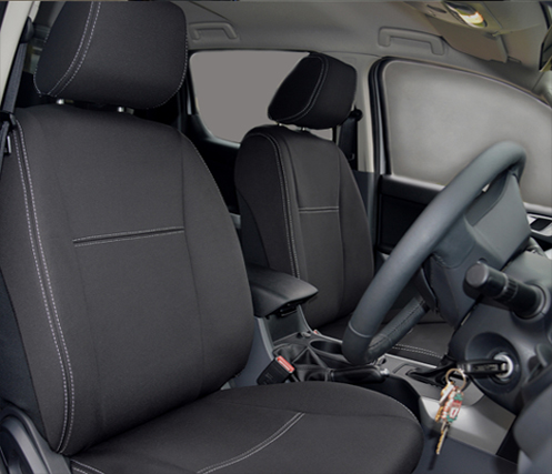 Ford Ranger Px Mk I Jul 2011 Aug 2015 Front Seat