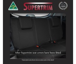 Mitsubishi Outlander 3rd Row Seat Covers Custom Fit (2018-Now), Premium Neoprene, Waterproof | Supertrim