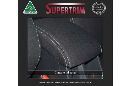 Honda Jazz GF Console Lid Cover Premium Neoprene (Automotive-Grade) 100% Waterproof