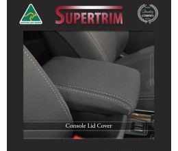 Mitsubishi Outlander CONSOLE LID COVER Custom Fit (2018-Now), Premium Neoprene, Waterproof | Supertrim