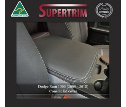 CONSOLE Lid Cover Snug Fit for DODGE Ram (2012-Now), Premium Neoprene (Automotive-Grade) 100% Waterproof Copy