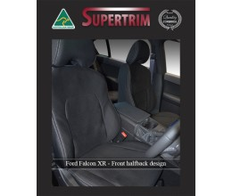 Ford Falcon Front + Rear Waterproof Seat Covers