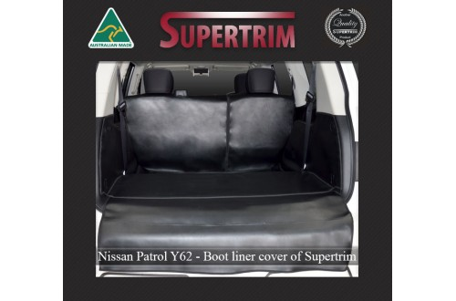 NISSAN PATROL Y62 Cargo/Boot/Luggage Rear Compartment Protect Liner