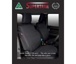 FRONT seat covers Custom Fit Suzuki Jimny GJ (2019-Now), Premium Neoprene, Waterproof