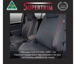 Volkswagen Golf Waterproof Front Car Seat Covers