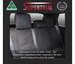 Volkwagen Golf REAR WATERPROOF NEOPRENE SEAT COVER