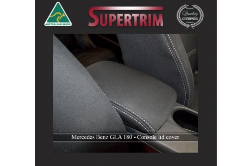 MERCEDES-BENZ GLA180 (2014-Now) Console Lid Cover Premium Neoprene (Automotive-Grade) 100% Waterproof