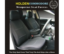 Holden Commodore VF Car Seat Covers Fit Calais / SS / SV-6, Waterproof Premium Neoprene