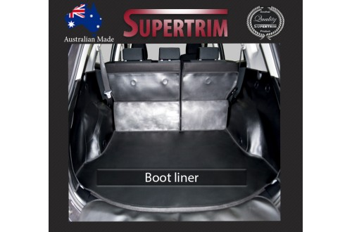 Mitsubishi Pajero Sport QE 2016 - Now Cargo/Boot/Luggage Rear Compartment Protect Liner