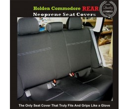 HOLDEN COMMODORE REAR NEOPRENE WATERPROOF UV TREATED WETSUIT CAR SEAT COVER