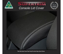 Holden Colorado RG (April 12 - Now) CONSOLE LID COVER, Snug Fit, Premium Neoprene (Automotive-Grade) 100% Waterproof