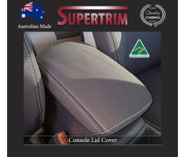 Kia Cerato Hatch (2015-2018) CONSOLE Lid Cover Custom Fit, Premium Neoprene (Automotive-Grade) 100% Waterproof