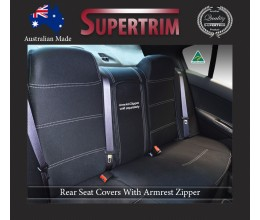 Ford Falcon BA Ute (2002-17) Front 3-Seater Waterproof Seat Covers