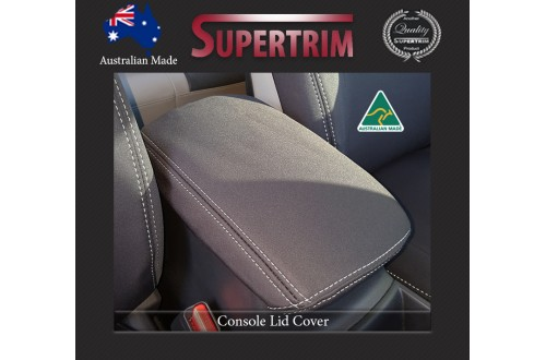 Kia Carnival YP (2015 - Now) CONSOLE Lid Cover Custom Fit, Premium Neoprene (Automotive-Grade) 100% Waterproof