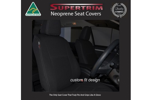 2 x CAR SEAT COVERS PROTECTORS for Front Seats fit Ford Focus Pair