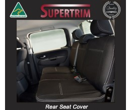 Seat Covers REAR suitable for Toyota FJ Cruiser Series – GSJ15R, Premium Neoprene (Automotive-Grade) 100% Waterproof
