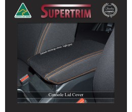 Subaru Levorg CONSOLE LID COVER Custom Fit (2016-Now), Premium Neoprene, Waterproof | Supertrim