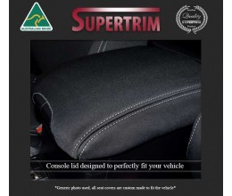 CONSOLE Lid Cover Snug Fit for MAZDA BT-50 TF (2021-Now), Premium Neoprene (Automotive-Grade) 100% Waterproof