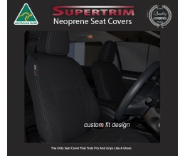 Hyundai i-30 PD (2017-on) FRONT Custom Car Seat Covers, Waterproof Neoprene (Wetsuit)